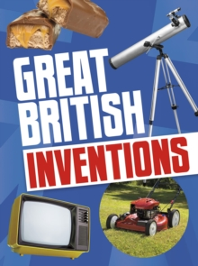 Great British inventions - Throp, Claire