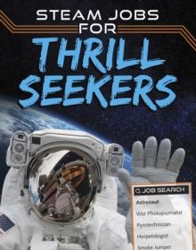 STEAM jobs for thrill seekers - Rhodes, Sam
