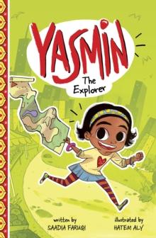 Image for Yasmin the explorer