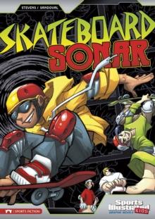 Skateboard sonar - Stevens, Eric