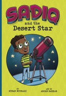 Image for Sadiq and the desert star