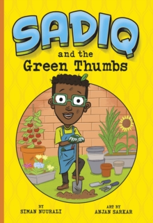Image for Sadiq and the green thumbs