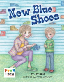 Image for New blue shoes
