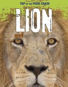 Image for Lion  : killer king of the plains