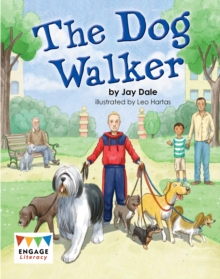 The dog walker - Dale, Jay