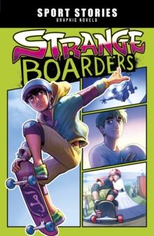 Strange boarders - Maddox, Jake