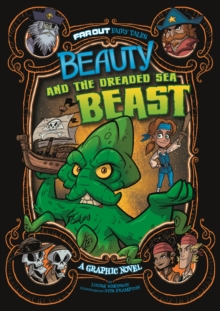 Beauty and the dreaded sea beast  : a graphic novel - Frampton, Otis