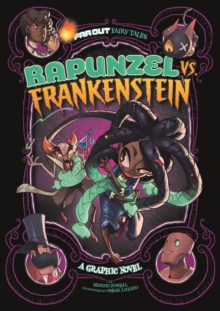 Rapunzel vs Frankenstein  : a graphic novel - Powell, Martin