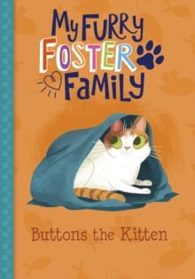 Buttons the kitten - Florence, Debbi Michiko