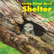 Image for Living things need shelter