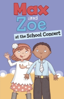 Max and Zoe at the School Concert - Sullivan, Mary