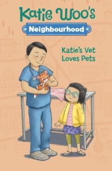 Image for Katie's vet loves pets