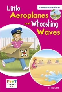 Image for Little aeroplanes and whooshing waves