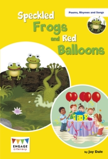 Image for Speckled frogs and red balloons