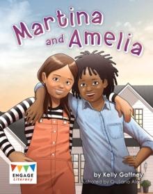 Image for MARTINA AND AMELIA
