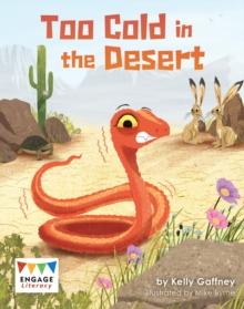 Image for Too cold in the desert