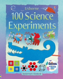 Image for Usborne 100 science experiments
