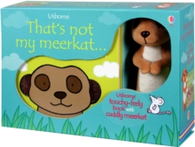 Image for That's not my meerkat... Book and Toy