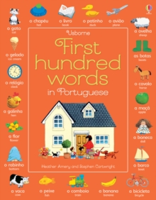Usborne first hundred words in Portuguese - Amery, Heather
