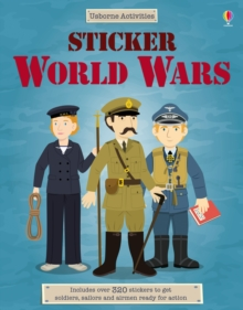 Image for Sticker Dressing : The World Wars