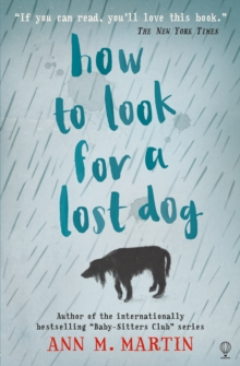 How to look for a lost dog - Martin, Ann M.