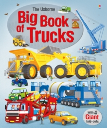 Image for The Usborne big book of trucks