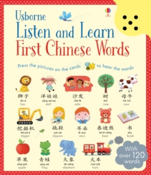 Image for Listen and Learn First Chinese Words