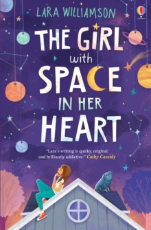 Image for The girl with space in her heart