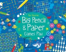 Image for Big Pencil and Paper Games Pad