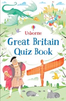 Image for Great Britain Quiz Book