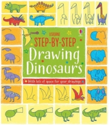Image for Step-by-Step Drawing Book Dinosaurs