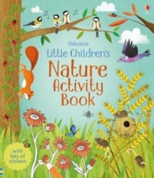 Image for Little Children's Nature Activity Book