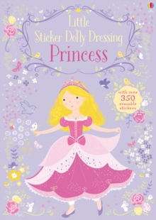 Image for Little Sticker Dolly Dressing Princess
