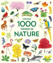 Image for Usborne 1000 things in nature