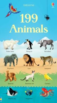 Image for Usborne 199 animals