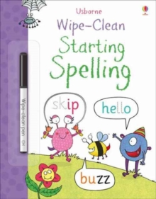 Image for Wipe-Clean Starting Spelling