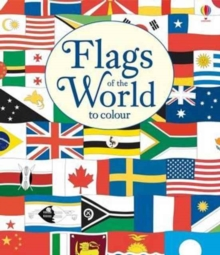 Image for Flags to Colour