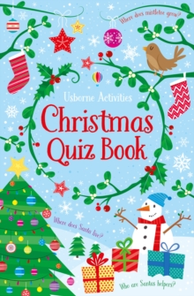 Image for Christmas Quiz Book