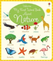 Image for Usborne my first word book about nature