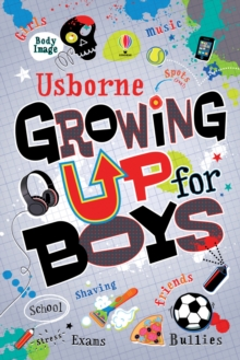 Image for Growing up for boys