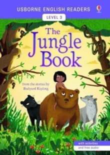 Image for Usborne English Readers Level 3: The Jungle Book