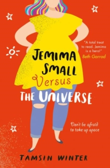 Jemima Small versus the universe - Winter, Tamsin