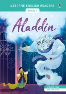 Image for Usborne English Readers Level 2: Aladdin