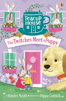 Image for The Twitches meet a puppy