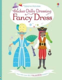 Image for Sticker Dolly Dressing Fancy Dress