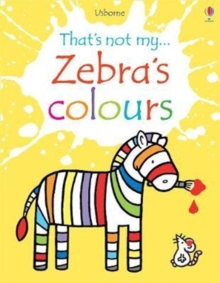 Image for That's not my...zebra's colours