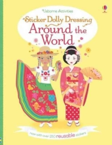 Image for Sticker Dolly Dressing Around the World