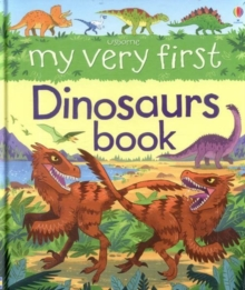 Image for My very first dinosaurs book