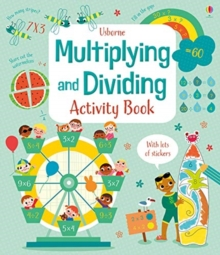 Image for Multiplying and Dividing Activity Book