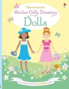 Image for Sticker Dolly Dressing Dolls